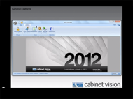 Cabinet Vision 2012 R2 General Features