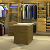Cabinet Vision Solid Advanced for Closets rendering