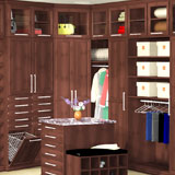 Cabinet Vision Solid Drafter for closets software rendering